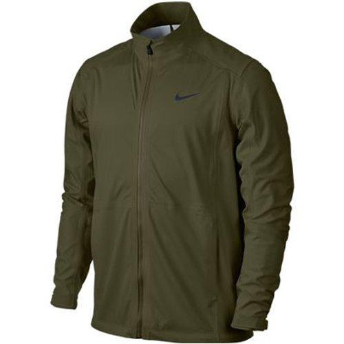 (Nike HyperAdapt Strom-FIT Golf Jacket 2015 Cargo Khaki Medium)