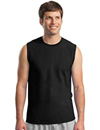Gildan 2700 - Classic Fit Adult Sleeveless T-Shirt Ultra Cotton - First Quality