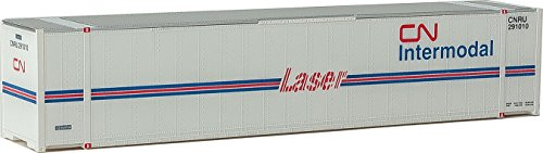 Walthers HO Scale 48' Smooth-Side Shipping Container for sale  Delivered anywhere in USA