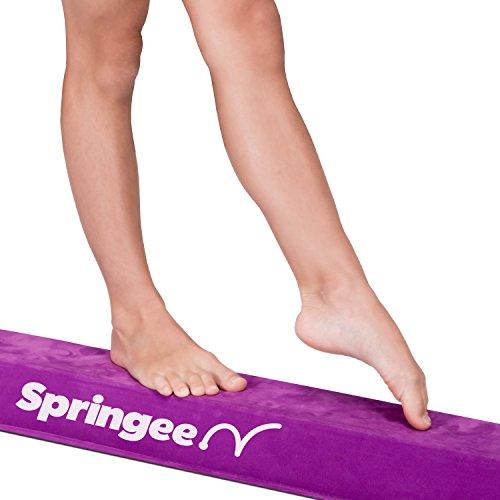 5ef998e22035 Springee 9.5ft Balance Beam - Extra Firm Folding Gymnastics - Import It All