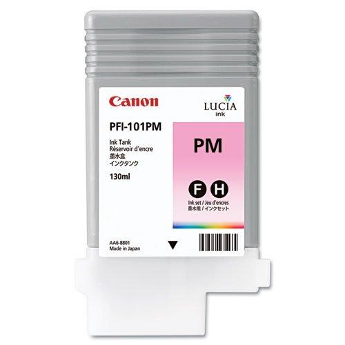 Canon 0888B001AA 0888B001 Ink, 130 mL, Photo Magenta