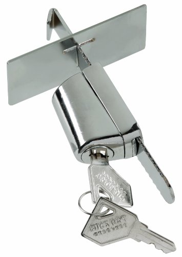 First Watch Security 1846 Travel Lock Deadbolt, Chrome