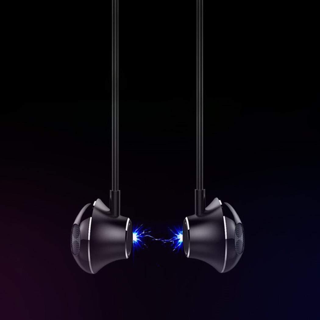 codemack Bluetooth Headphones, Wireless Sports Earbud Hands Free Magnetic in-Ear Earphone