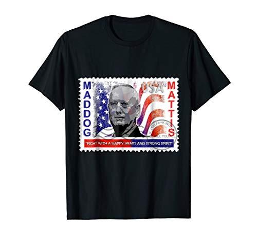 (Mad Dog Mattis American Stamp)