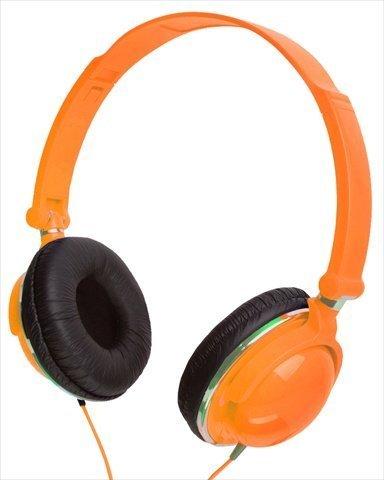 UPC 044902058806, SoundLogic Kid's Headphone - Retail Packaging - Orange