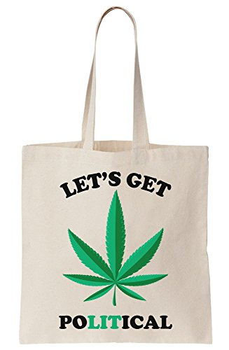 Canvas Get Tote Let's Bag Political nw8BE66qdx