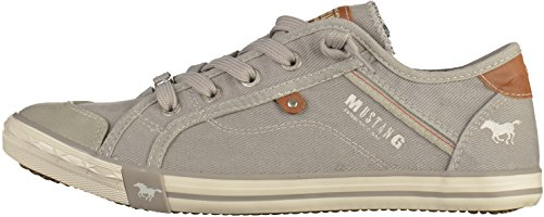 Mustang 5803-314 mixte enfant Baskets gris, EU 35
