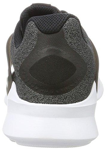 Nike Arrowz, Zapatillas Deportivas Para Interior Unisex Niños Negro (Black/white-dark Grey)