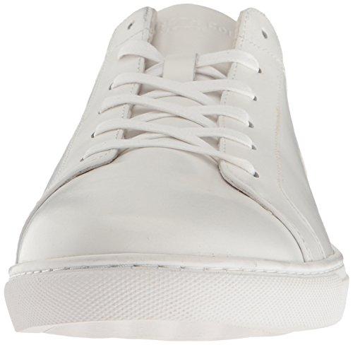 Sneaker En Cuir Blanc Herren Kam Kenneth Cole