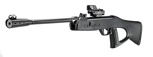 Review Gamo 6110026154 Recon Whisper G2 Youth Air Rifle with Electronic Green Dot Sight