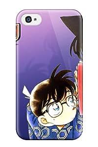 Rolando Sawyer Johnson's Shop Hot 7266738K18066188 Case Cover, Fashionable Iphone 4/4s Case - Detective Conan