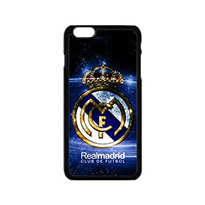Realmadrid Club DE Futbol Black iPhone plus 6 case