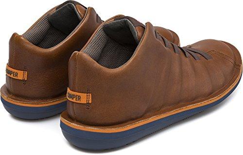 Camper Mens Beetle Mode Sneaker Brun Moyen 1