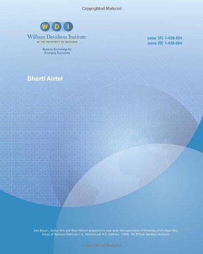 bharti-airtel-case-studies-a-and-b