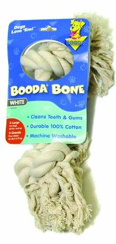 Aspen/Booda Corporation DBX50764 2-Knot Rope Bone Dog Chew Toy, X-Large