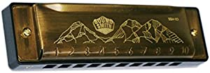 Sweepstakes: Sound Smith Brushed Bronze Harmonica SSH-10...