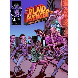 The Plaid Avenger's World