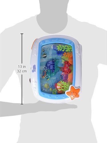 Peacock Baby Einstein Crib Toy : Baby einstein sea dreams soother crib toy toddler toys