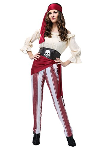 Deckhand Darling Women's Plus Size Costume 2X ()