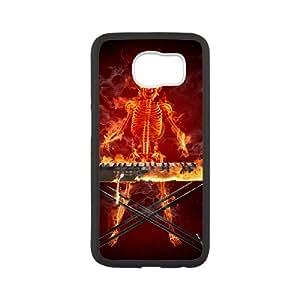 C-U-N0098506 Phone Back Case Customized Art Print Design Hard Shell Protection SamSung Galaxy S6
