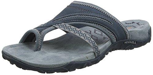 Merrell Women's, Terran Post Thong Sandals Slate 7 M