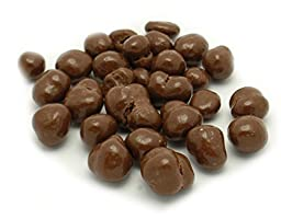 Weaver Chocolates Milk Chocolate Covered Espresso Beans (1 LB.)
