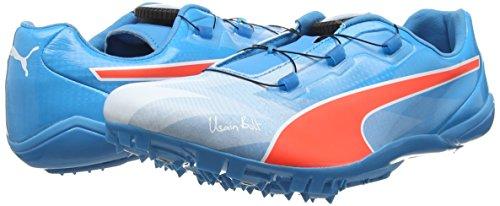 Puma Red Blast Pour Chaussures Bolt Evospeed De Disc atomic Adulte Course Multicolore Blue TwRfUTrq