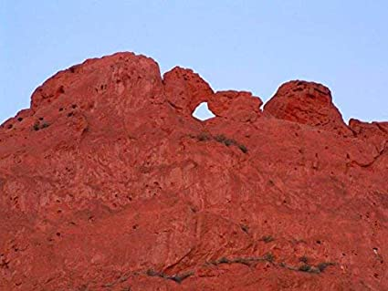 Amazon.com Tollyee Garden of The Gods, Kissing Camels , Art