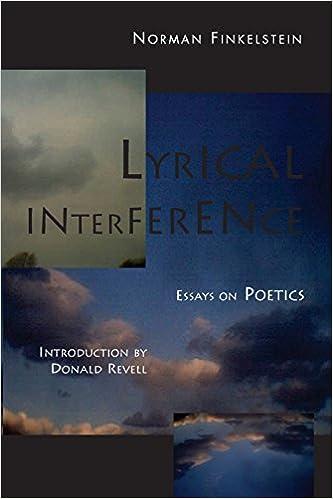 Descargar Libro It Lyrical Interference: Essays On Poetics Gratis Formato Epub