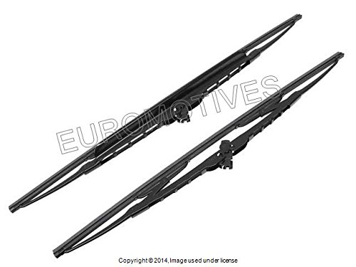 BMW e36 (92-99) Wiper Blade Set 20+21