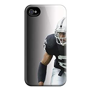 Hard Plastic iphone 6 Case Back Cover,hot Oakland Raiders Case At Perfect Diy