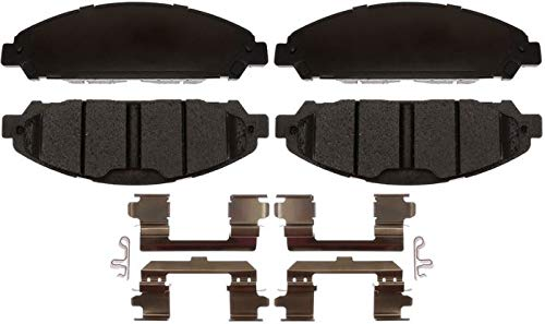 Raybestos SP1791XPH Brake Pad Set