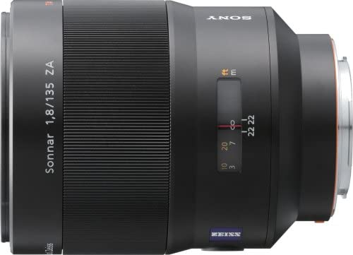 Sony Sal 135f18z 135 Mm F 1 8 Carl Zeiss Sonnar T Kamera