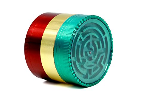 Tri Colored Grinder