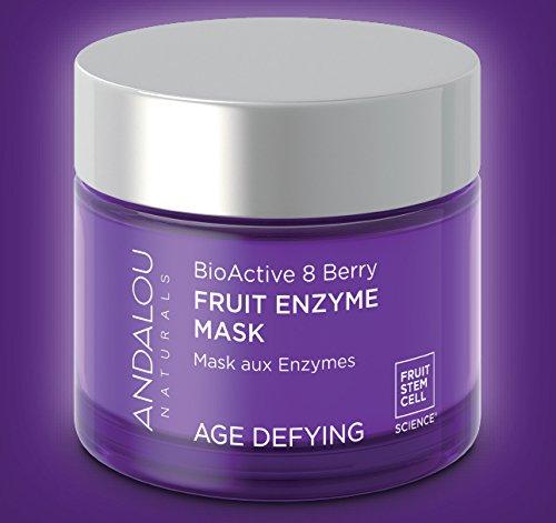 41cbQ5Aqa3L Andalou Naturals Bioactive 8 Berry Fruit Enzyme Mask, 1.7 Ounce