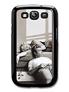 James Dean and Marilyn Monroe case for Samsung Galaxy S3 A829