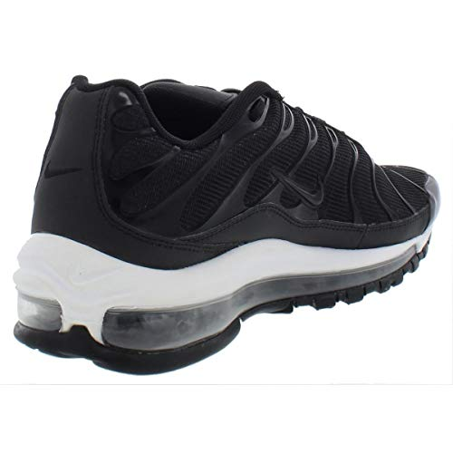 Nike Men's Air Max 97 Plus, BlackAnthracite White, 8 M US