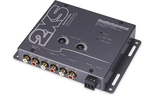 Audio Control 2XSGREY Concert Series 2-Way Crossover
