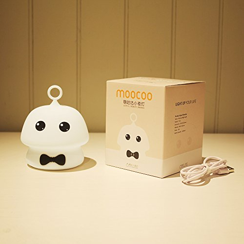 Lvtong Led Baby Night Light Portable Silicone Cute