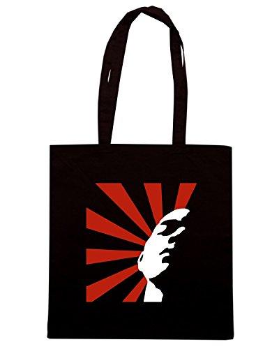 T-Shirtshock - Bolsa para la compra TUM0038 ultras rossoneri milan Negro