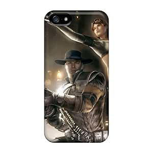 Hard Plastic Iphone 5/5s Case Back Cover,hot Damnation Game Case At Perfect Diy