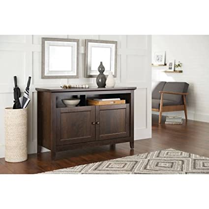 Amazoncom Better Homes And Gardens Parker Collection Tv Stand For