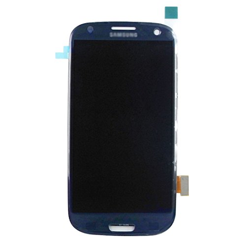 LCD Display Touch Digitizer Assembly For Samsung Galaxy S3 i9300 I9305 Blue