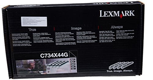 Toner Photoconductor Drum - Lexmark C734X44G Imaging Drum Unit