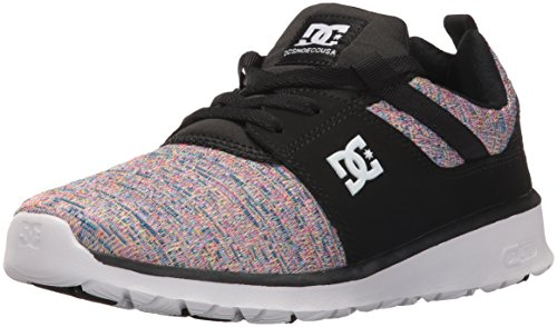 Heathrow Women's Multi Shoe DC Black Skateboarding SE v4Ynd5q5w