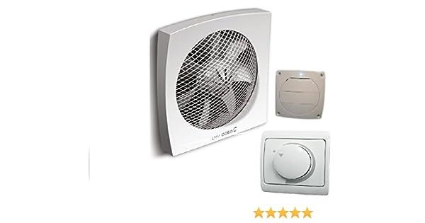 De la pared/de la ventana/ventilador/ventilador/cata LHV 190 + ...