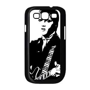 Samsung Galaxy S3 9300 Cell Phone Case Black Elvis HWF Unique Custom Case
