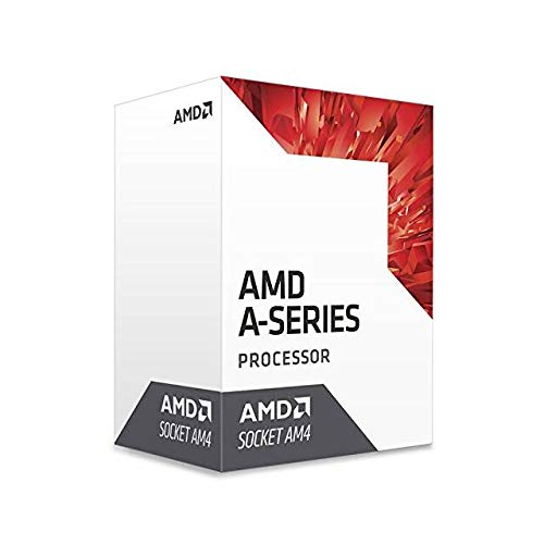 AMD A8-9600 Quad-core (4 Core) 3.10 GHz Processor - Socket AM4Retail Pack