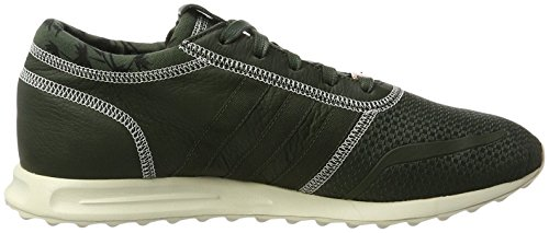 Adidas Hommes Espadrille Angeles Los Fonc Vert OBCpYw