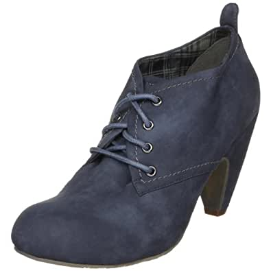Coconuts By Matisse Women's Churchill Bootie,Blue,7 M US